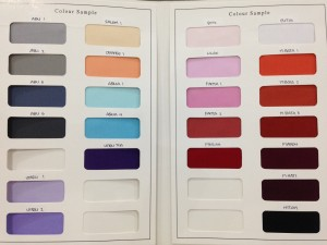Warna Kemeja Polos Alisan 2